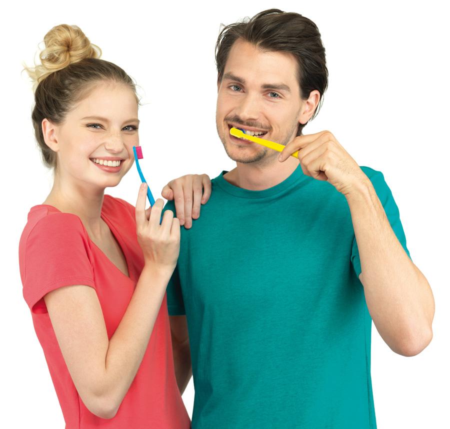 Faydalı yardımçılar - Bu diş fırçası niyə bu qədər əyləncəlidir?